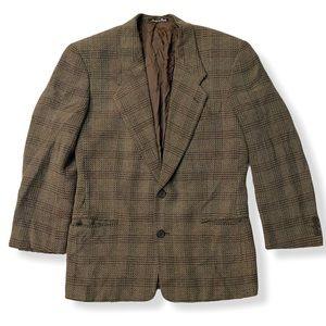 Vintage Giorgio Armani Le Collezioni Wool Jacket